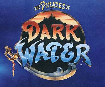 Picture of a TV show: The Pirates Of Dark Water