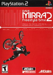 <i>Dave Mirra Freestyle BMX 2</i> 2001 video game