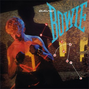 Let's Dance (David Bowie album) - Image: David bowie lets dance