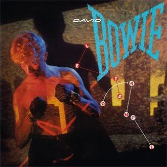 Let's Dance (David Bowie album) - Image: David bowie lets dance