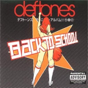 Back to School (Mini Maggit) - Image: Deftones Back to School EP