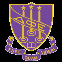 Delta Phi Epsilon offizielles crest.png