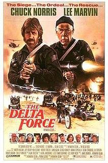 <i>The Delta Force</i> 1986 film by Menahem Golan