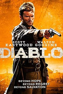 <i>Diablo</i> (2015 film) 2015 film directed by Lawrence Roeck