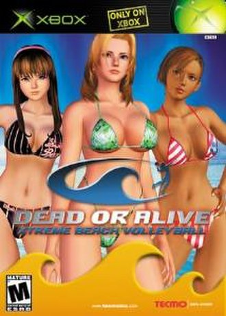 Dead or Alive Xtreme Beach Volleyball - Image: Doaxbvbox