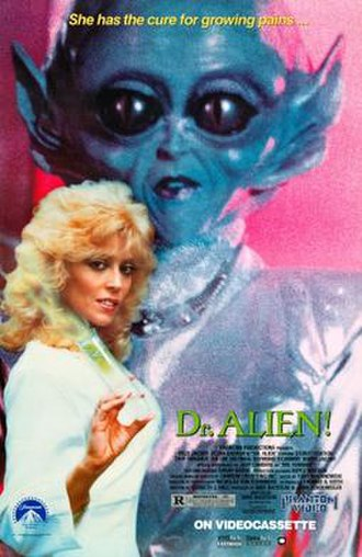 Dr. Alien - Image: Dr. Alien Film Poster