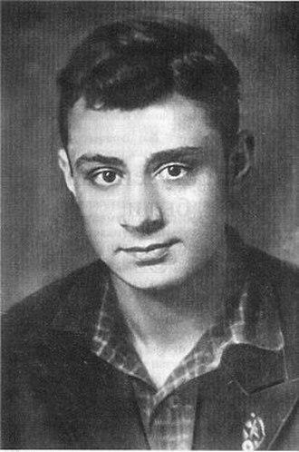 Eduard Asadov - Eduard Asadov in the late 1930s