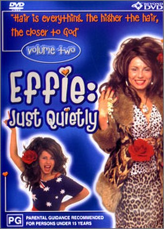 Effie: Just Quietly - Effie: Just quietly Vol. 2 DVD