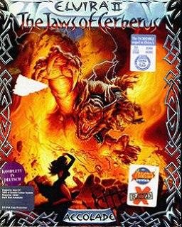 <i>Elvira II: The Jaws of Cerberus</i> 1992 video game