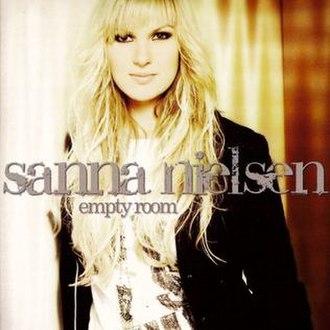 Empty Room (Sanna Nielsen song) - Image: Empty Room Sanna Nielsen