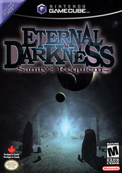 Picture of a game: Eternal Darkness: Sanity's Requiem