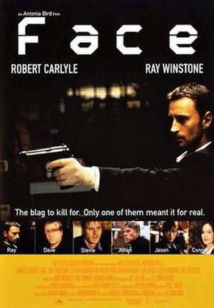 Face (1997 film) - Face DVD cover