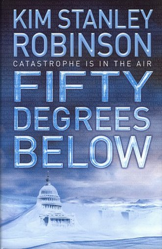 Fifty Degrees Below - Image: Fifty Degrees Below (Kim Stanley Robinson novel) cover