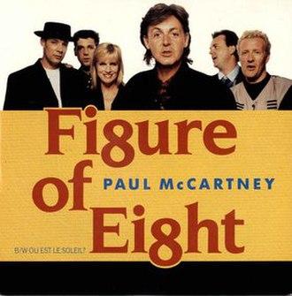 Figure of Eight (song) - Image: Figure of eight uk 7