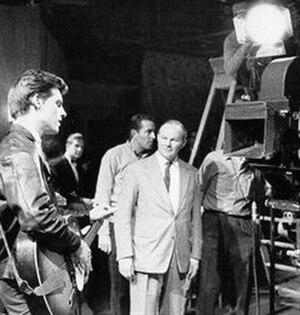 Lance Comfort - Directing Jess Conrad in Rag Doll (1961)