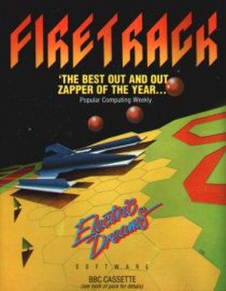 Firetrack - Image: Firetrack EU Box Shot C64