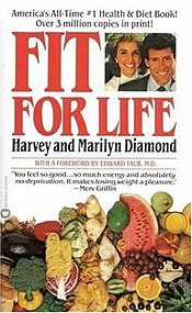 Fit For Life Diet Book