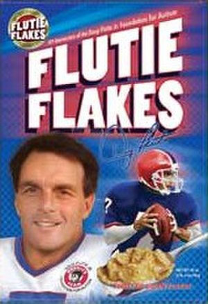 Flutie Flakes - The 10th anniversary limited edition box