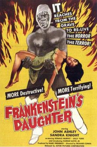 Frankenstein's Daughter - Image: Frankdaughter
