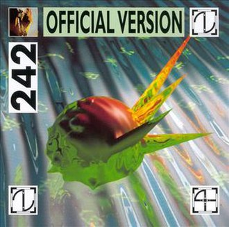 Official Version - Image: Front 242 Official Version