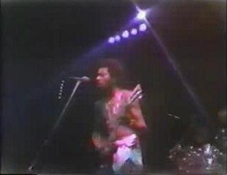 Garry Shider - Image: Garry Shider Live from Houston