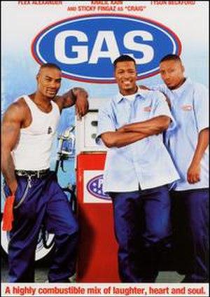 Gas (2004 film) - Image: Gas DVD