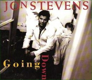 Going Down (Jon Stevens song) - Image: Going Down by Jon Stevens