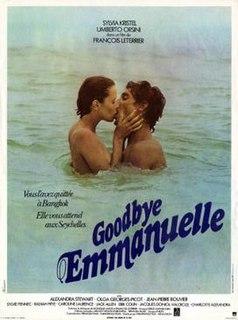 <i>Goodbye Emmanuelle</i> 1977 French softcore erotica film by François Leterrier