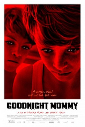 Goodnight Mommy - Theatrical release poster