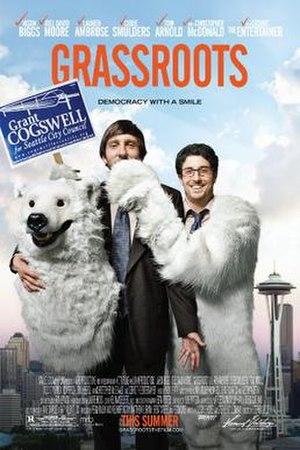 Grassroots (film) - Image: Grassroots 2012