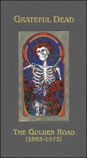 <i>The Golden Road (1965–1973)</i> 2001 box set by Grateful Dead