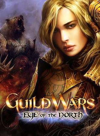 Guild Wars: Eye of the North - Image: Gwen boxfront