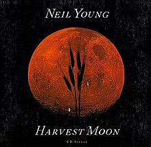 harvest moon neil young song wikipedia