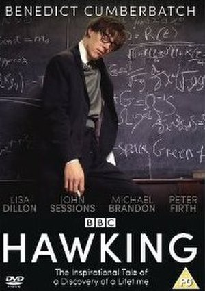 Hawking (2004 film) - Official DVD Cover