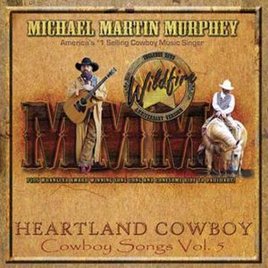 Heartland Cowboy: Cowboy Songs, Vol. 5 - Image: Heartland Cowboy