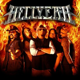 Hellyeah (album) - Image: Hellyeahcover