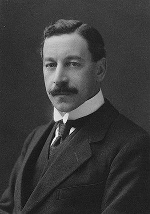 Herbert Samuel, 1st Viscount Samuel - Image: Herbert Samuel