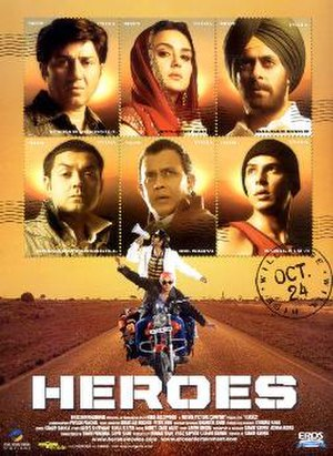 Heroes (2008 film) - Theatrical release poster