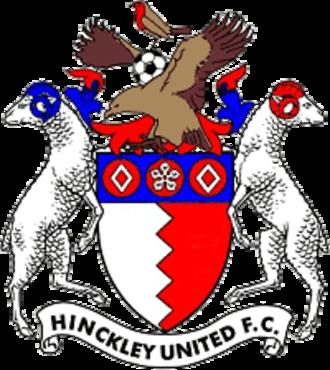 Hinckley United F.C. - Image: Hinckleyunitedcrest