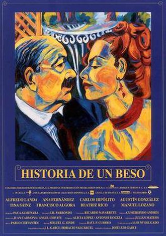 Story of a Kiss - Theatrical release poster