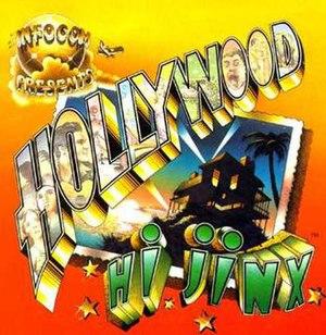 Hollywood Hijinx - Cover art