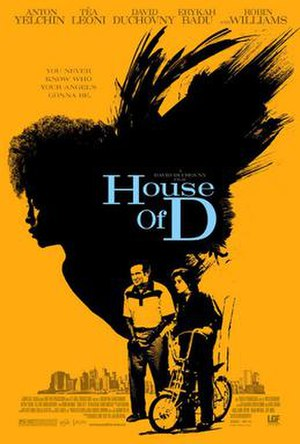House of D - Theatrical release poster