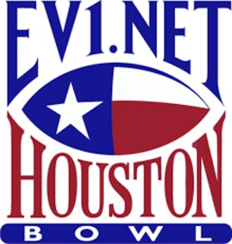 Houston Bowl - Image: Houston Bowl Logo