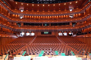 Hyogo Performing Arts Center - HPAC Grand Hall