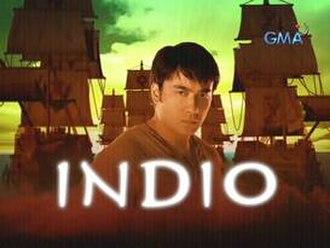 Indio (TV series) - Title card