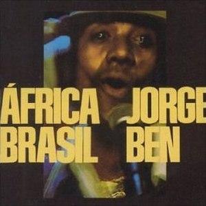 África Brasil - Image: J BenÁfrica Brasil