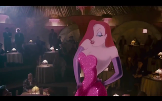 Jessica Rabbit Fictional character from the novel Who Censored Roger Rabbit? and its film adaption Who Framed Roger Rabbit