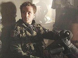 Kyle Reese - Image: John Jacksonas Kyle Reese