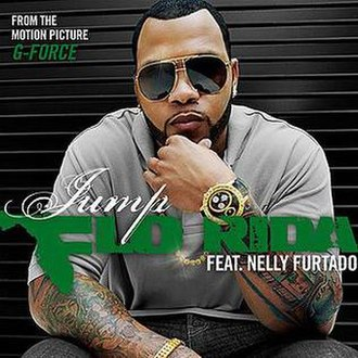 Jump (Flo Rida song) - Image: Jump (Official Single Cover)