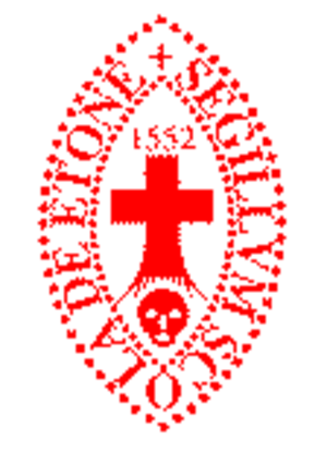 King Edward VI College, Nuneaton - Image: KEG College Logo